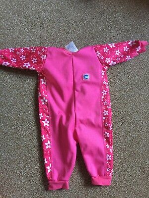 splash about warm in one baby wetsuit small swimming