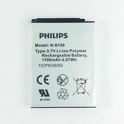 Avent Eco SCD535 DECT Premium Battery for Philips Avent SCD535 Avent SCD535//00