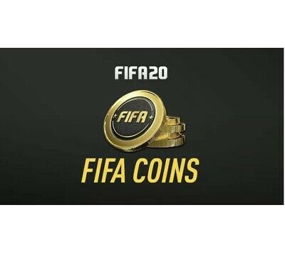 10k FIFA 20 PS4 Ultimate Team FUT Coins