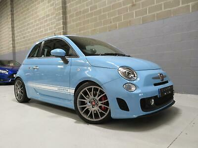 Abarth 500 1.4 T-Jet ( 261bhp ) Highly Modified