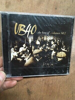 UB40:The Best of UB40 Volumes 1 & 2 CD 2005 New+Sealed One & Two Greatest Hits