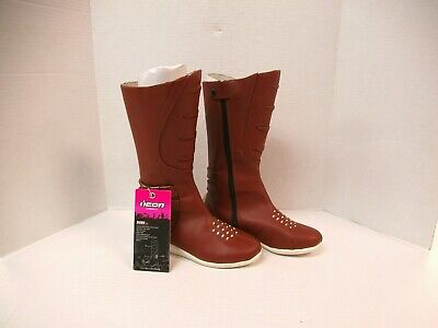 Icon Women's Boots Sacred Boot Brown Size 5 Closeout