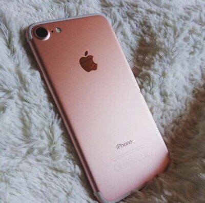 Apple iPhone 7 - 32GB - Rose Gold - (Unlocked) - Mint Condition