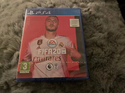FIFA 20 (PS4) Game | BRAND NEW SEALED | FAST FREE POST | IN STOCK SHIPPING NOW