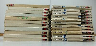 LOT OF 22 REEL TO REEL TAPES Previously Recorded SCOTCH 150 1/4 1800' TAPE