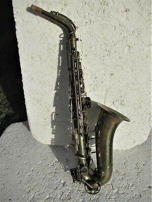 La Monte  Alto Saxophone, 1960'S, Made In Italy, Project