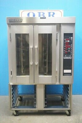 Hobart Electric Mini Rotating Rack Steam Injectted Convection Oven Model Ho300E