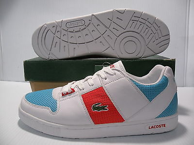 """Lacoste T-clip 120 /""""White-Blue-Red/"""" Men/'s All Sizes Limited Stock"""