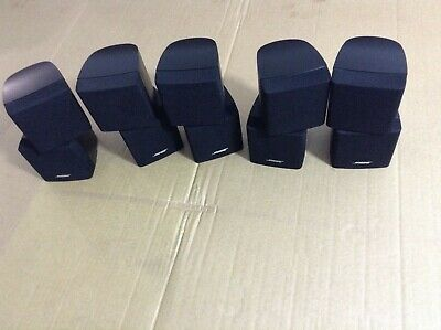 Bose 5x double cube speakers In mint condition