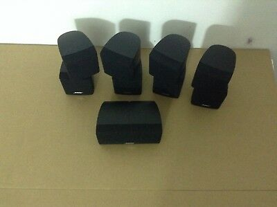 Bose lifestyle 5x  speakers MINT condition