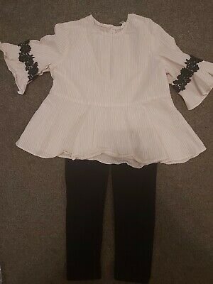 Girls age 3-4 outfit RIVER ISLAND