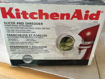 KitchenAid RVSA Slicer/Shredder Attachment Pack
