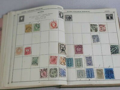Vintage world mixture,stamp collection some very nice old stamps some German