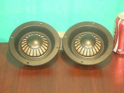 Unbranded, 3 inch dome mid-range pair