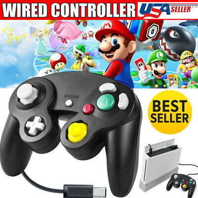 Wired NGC Controller Gamepad Joypad for Nintendo NGC GC Video Console PC Wii U