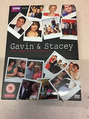 Gavin & Stacey The Complete Collection Dvd Box Set