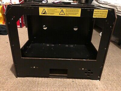 CTC 3D Printer Case Off Used CTC Replicator printer Part FLAT PACKED