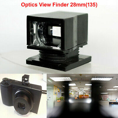 Professional 28mm Optical Viewfinder for Ricoh GR GRD2 GRD3 GRD4 Sigma Camera
