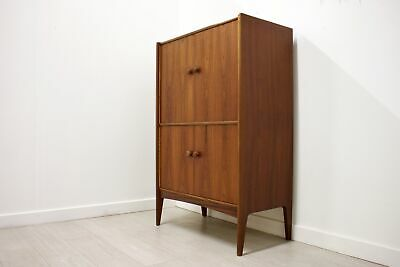 DELIVERY £60 Mid Century Retro Younger Teak Drinks Cabinet