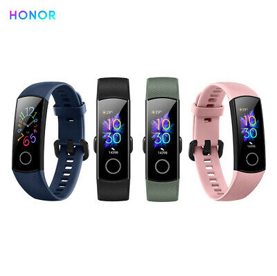 """HONOR Band 5 0.95"""" Large Full Color AMOLED Display Fitness Smartwatch Bracelet"""