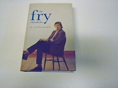 The Fry Chronicles by Stephen Fry (Hardback, 2010).