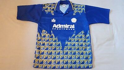 Leeds United FC Away 1992/93 Admiral 46 inches (117 cms) Bought New/Unworn.