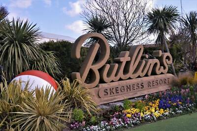 SCHOOL SUMMER HOLIDAYS 2020 Butlins Skegness Family Caravan Holiday 3 4 7 Nights