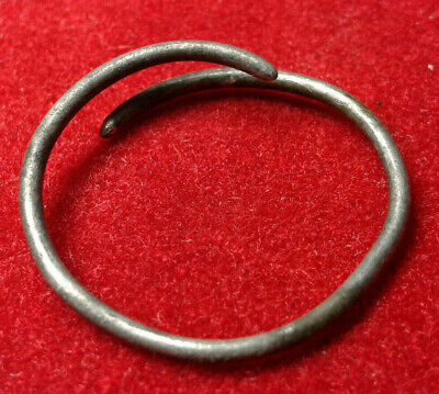 Ancient Roman Silver Ring
