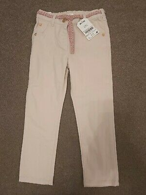 Girls age 3-4 trousers NEXT BNWT