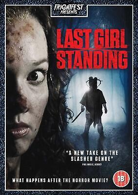 Last Girl Standing DVD Region 2 horror Frightfest Presents *new and sealed*