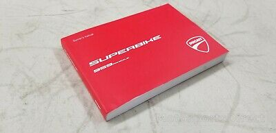 Ducati 959 Panigale Owners Manual 91373121H