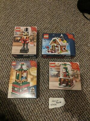 Lego Christmas Bundle! Limited Edition sets! Bargain!