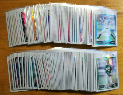 2005 Topps Chrome Refractors fill your set you Pick choice 3.33 flat shipping