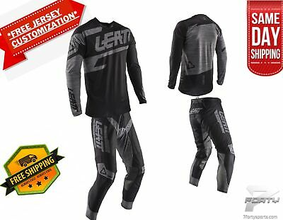 Leatt GPX 4.5 KIT Gear Combo Brushed MX Motocross Dirtbike ATV/UTV OffRoad