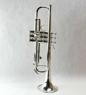 Bach TR-200 Trumpet - USA Made - w/ Case and 3C mouthpiece