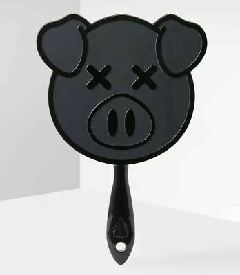 Shane Dawson X Jeffree Star Cosmetics Conspiracy Pig Hand Held Mirror - Black