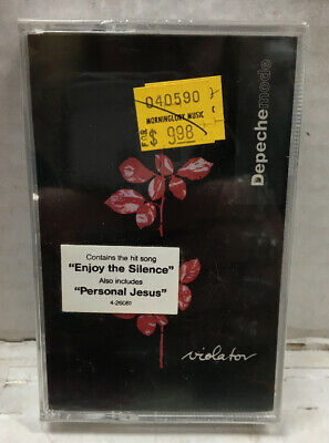 Depeche Mode Violator Sealed Cassette