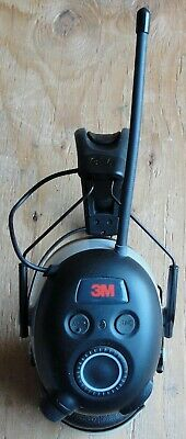 3M WorkTunes Connect AM/FM Hearing Protector Bluetooth Wireless Headphones