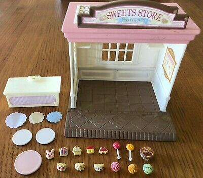 Sylvanian Families - Sweets Store / Lollies Treats