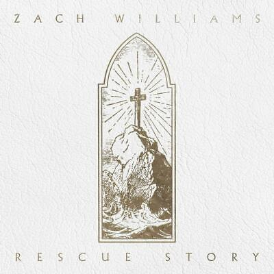 Zach Williams **Rescue Story **BRAND NEW CD