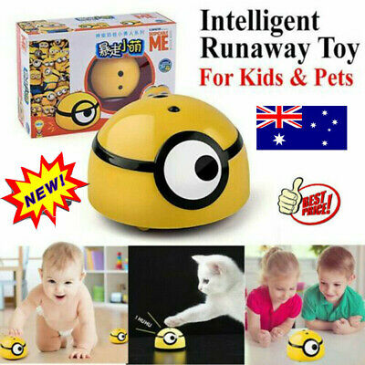 Intelligent Escaping Runaway Toy For Kids & Pets 2019 -(With Box)  VG