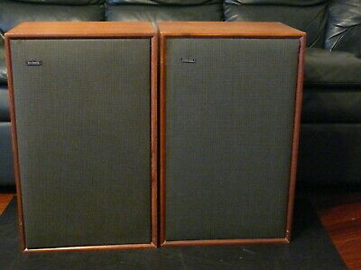 Rare Good mans 3 way speakers (pickup only)