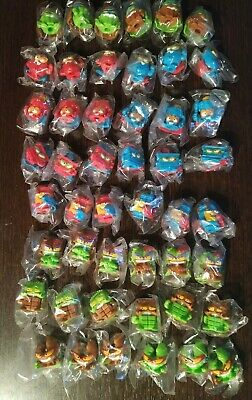 Superzings Huevos Eggs  100% Rare New 16  Especiales 1/1 Ebay Coleccion Completa