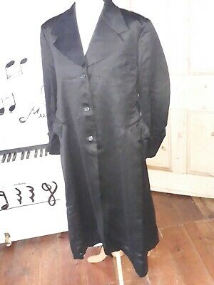 Vintage Orchestral Conductor Coat