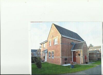 3 Bedroom Immaculate Semi Detached House For Sale with extensive gardens £124950