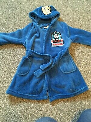 George Thomas The Tank Dressing Gown 18-24 Month
