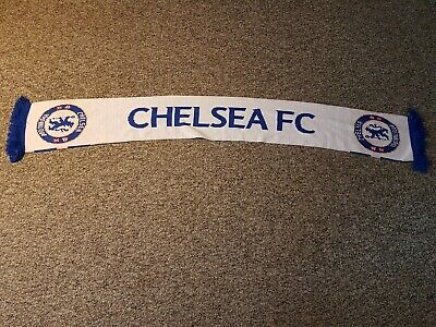 Chelsea FC Scarf Second Hand Very Good Conditions