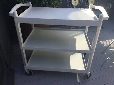 'Camro' Catering Trolley 3 Tiers