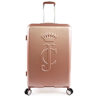 """Juicy Couture Women's Duchess 29"""" Spinner, Rose Gold"""