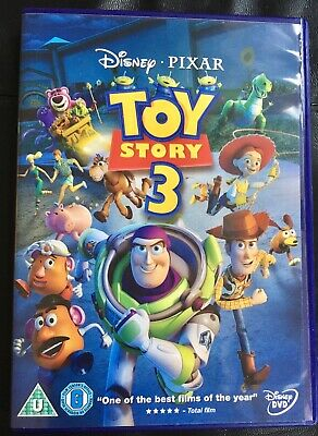 Toy Story 3 (DVD, 2010), like new